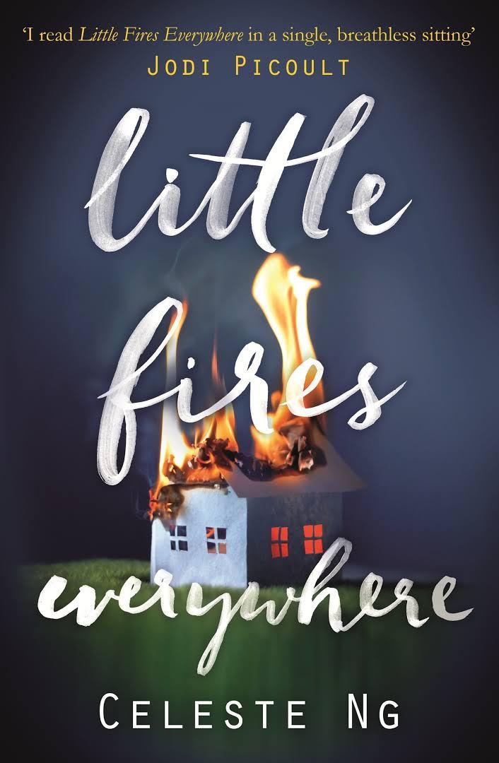 Celeste Ng Lights up Little Fires inside me. Everywhere.
