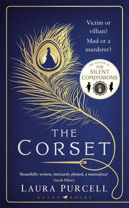 5 Reasons Why I didn't like it : The Corset by Laura Purcell