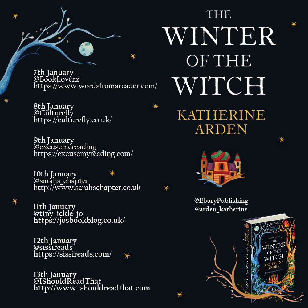 Winter of the Witch: The final book of Winternight Trilogy