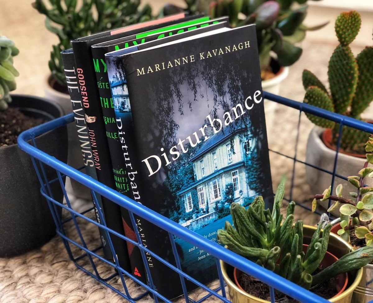 Disturbance by Marianne Kavanagh